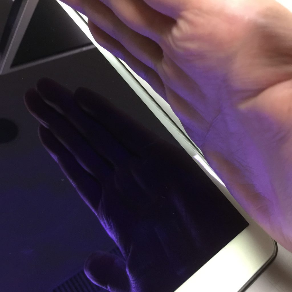 Nimaso iPad Pro 10.5 専用 フィルム ガラスフィルム